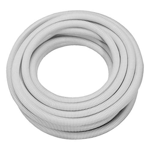 REV 0579106555 Iso-Rohr, Kabelrohr EN20 flexibel 10m 320N/5cm, -5°C bis +60°C, grau
