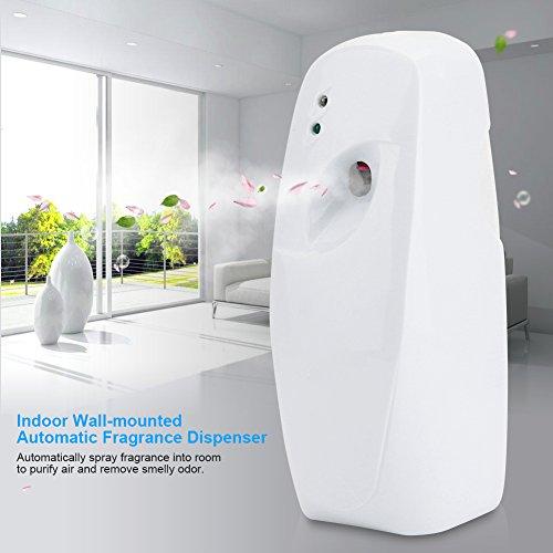 Automatischer Aerosolspender,Sprühlufterfrischer-Spender,Automatischer Duftspender an der Wand befestigter Stil,für öffentliche Toiletten,Hotels,Restaurant