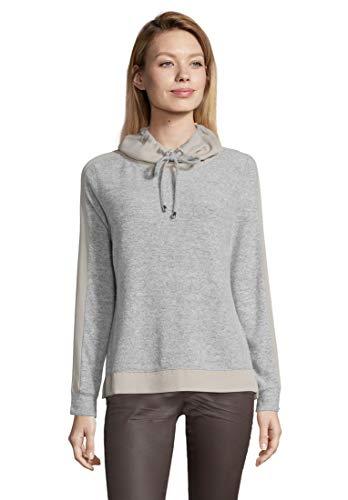 Cartoon Damen 2008/7023 Sweatshirt, Grau (Middle Grey Melange 9710), (Herstellergröße: 40)