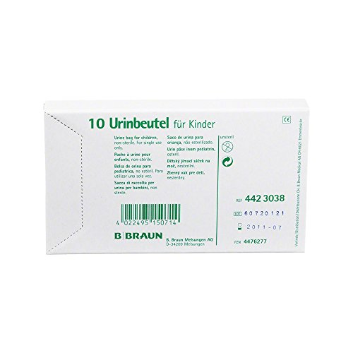 Kinder-Urinbeutel unsteril