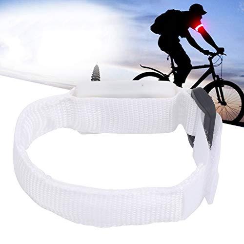 Ranvo Pulsera LED, Pulsera LED Pulsera 7 Colores Flash Peso Ligero para Andar en Bicicleta para Trotar
