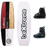 Bextreme Tabla Wakeboard Punk 139cm + Botas...