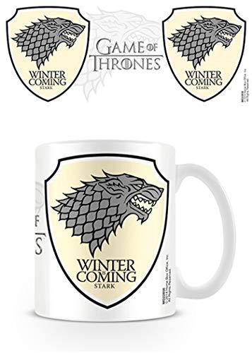 Game Of Thrones - Taza Stark, 320ml