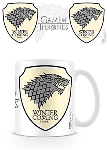 Game Of Thrones - Taza Stark, 320ml