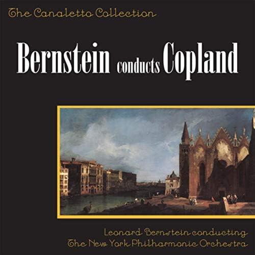 New York Philharmonic Orchestra, Aaron Copland & Leonard Bernstein