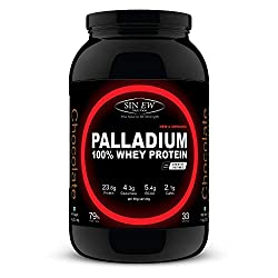 Sinew Palladium Whey Protein With Digestive Enzymes