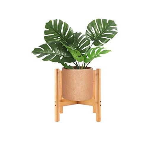 DIAOD Planta nórdica posición firme Tiesto Titular de interior Plantas de exterior en maceta exhibición elegante Holder Tiesto, mediano a grande Ollas
