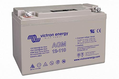 Victron AGM 12V 110Ah Deep Cycle Akku Batterie
