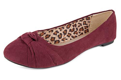 Top 10 best selling list for ladies maroon flat shoes