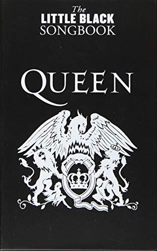 The Little Black Songbook: Queen: Songbook für Gitarre