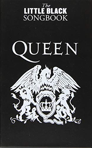 The Little Black Songbook: Queen: Songbook für Gitarre