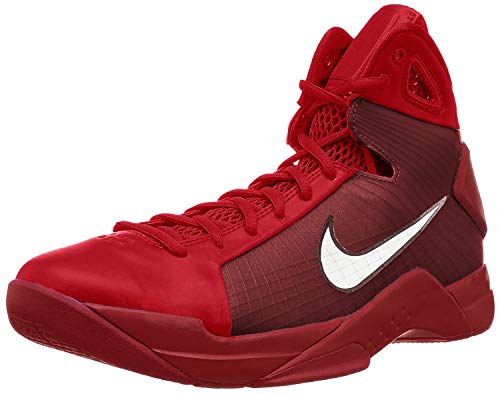 Nike Men's Hyperdunk 08 Gym Red/White-Team Ankle-High Basketball Shoe - 10.5M