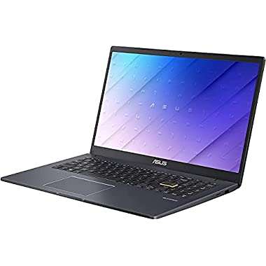 "Asus Vivobook L510 15.6"" FHD Ultra Thin Premium Business Laptop, Intel Celeron N4020, 4GB DDR4, 64GB eMMC, Backlit KB…"