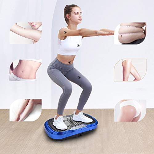 Review Of Timegard Whole Body Workout Vibration Plate Exercise Machine with Comfort Massage Fitness ...