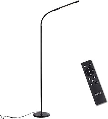 Lewondr LED Floor Lamp, Standing Lamp Reading Floor Light ...