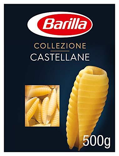 Barilla Hartweizen Pasta Collezione Castellane - 5er Pack (5x500g)