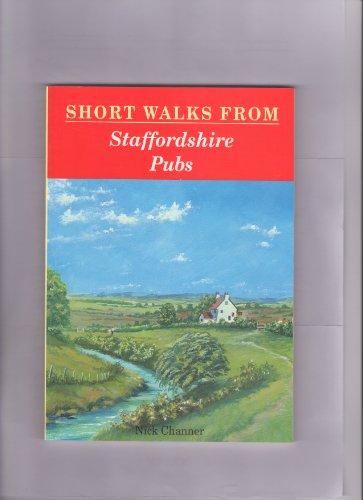 Short Walks from Staffordshire Pubs (Pub Walks S.)