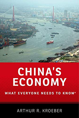 China's Economy: What Everyone Needs to Know® [Lingua inglese]