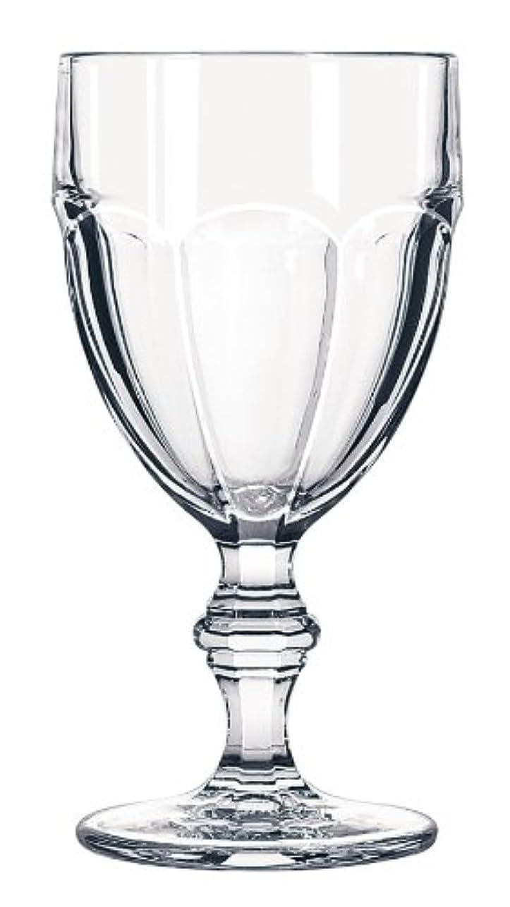 納屋虎用心するLibbey(リビー) ジブラルタル ゴブレット №15247 ソーダガラス (6ヶ入) RLBU001