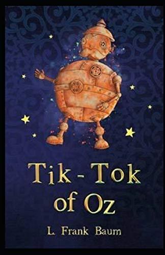 Tik-Tok of Oz Illustrated PDF Books