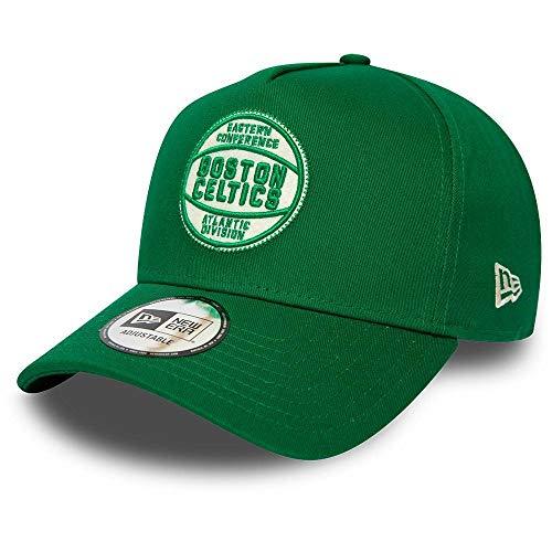 New Era NBA Felt Patch Tyrucker Cap ~ Boston Celtics