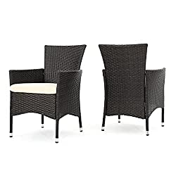 Christopher Knight Home Clementine Outdoor Wicker Chair