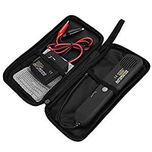 Asixxsix Automotive Finder, Automotive Short Open Repair Tester Tool Cable Tracker, for Identify And Trace Wires Checking And Locating