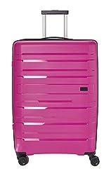 Travelite Kosmos 4 Rollen Hartschalenkoffer, 77 cm, 102 L, Pink