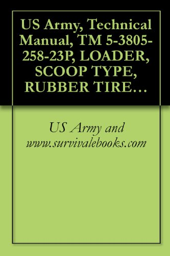 US Army, Technical Manual, TM 5-3805-258-23P, LOADER, SCOOP TYPE, RUBBER TIRED, DIESEL-ENGINE-DRIVEN