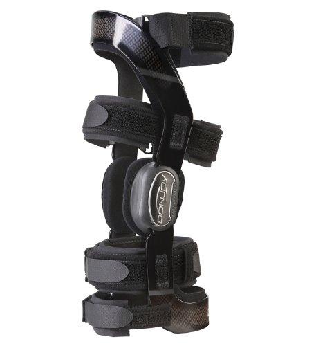 DonJoy FullForce Knee Support Brace: Standard Calf Length, ACL (Anterior Cruciate Ligament), Left Leg, Medium
