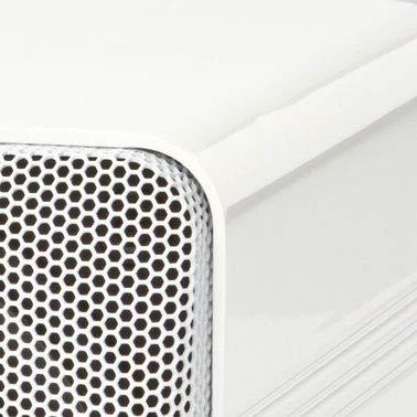 ELAC Linie 300302Kompakte Lautsprecher von Regal weiß lackiert