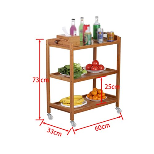 WLH- Shelf Keuken Shelf Landing Kasten Dining kar Hot Pot rekken plank Multi Planken (Color : C)