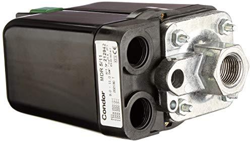 Condor CO-212942 Druckluftschalter MDR-5/11-K 2 GAA AAAA 090A110 XXX