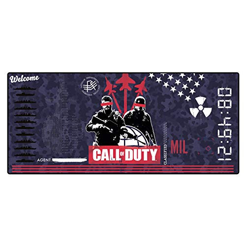 "Call of Duty: Cold War Mousepad ""Propaganda"""