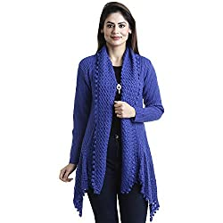 Yashmo Womens Woolen Shrug