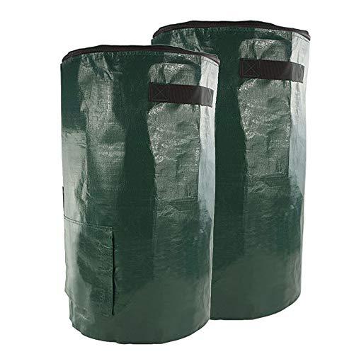 Fantastic Prices! Vegetable garden organic kitchen composter, Open compost bag/waste converter box, ...