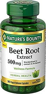 Super Beets Capsules Pills Red Root Supplement Extract Powder Power Organic Best