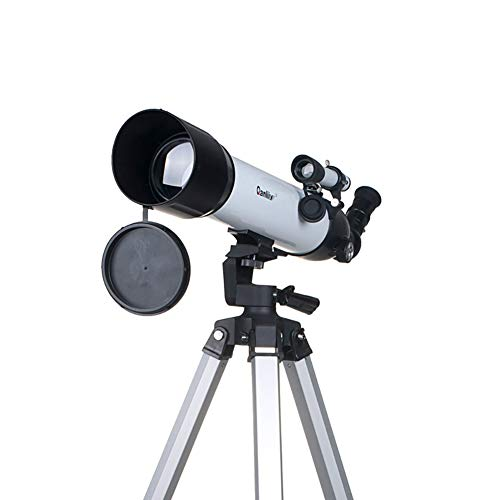 Telescopio de Ultra Alta Potencia - Mirando a la Luna Mirando Estrellas - HD Heaven and Earth