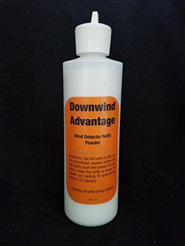 Detector de dirección del viento Recambio Powder–Wind Checker–windicator Recambio polvo de polvo de recambio