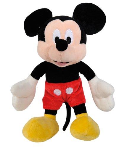Simba 6315872632 Disney Plüsch - Mickey Maus, 25 cm