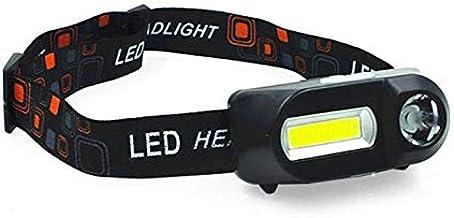 junfeng LED hoofd fakkel COB LED koplamp zaklamp USB oplaadbare fakkel nacht licht