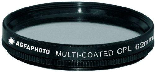 AGFA 62mm Multi-Coated Circular Polarizing (CPL) Filter
