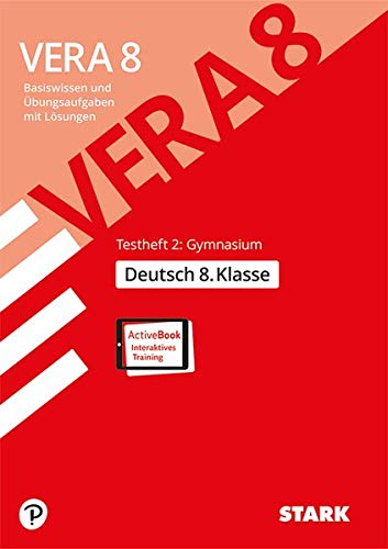 STARK VERA 8 Testheft 2: Gymnasium - Deutsch