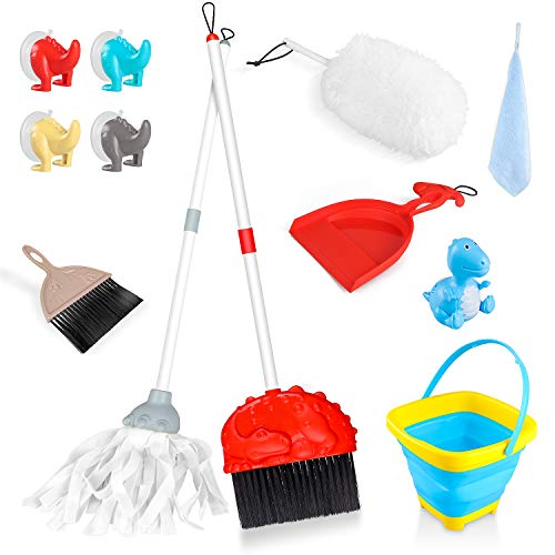 Mop Broom and...