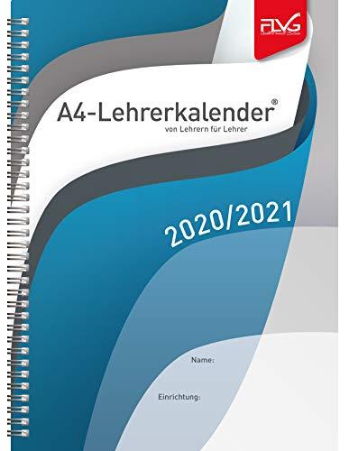 A4 Lehrerkalender von Lehrern für Lehrer 2020/2021