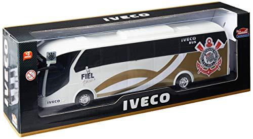 Ônibus Iveco Corinthians Usual Brinquedos Sortidos