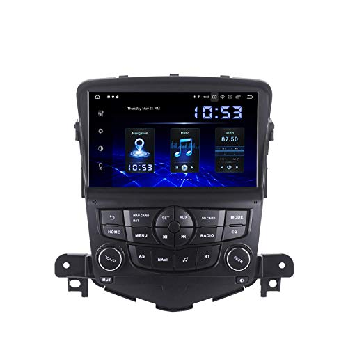 JALAL Android 10.0 1 DIN Head Unit Bluetooth para RAV 4 RAV4 2014-2018 Dab Car Stereo IPS Pantalla Android Auto GPS DSP 4G RAM 64G ROM