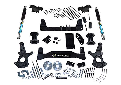 "Superlift Suspension 6.5"" Lift Kit"