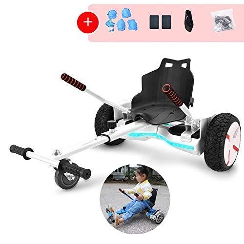 FLY Hoverkart pour Hoverboard Longueur Ajustable Kit De Kart Convient À Toutes Les Tailles 6.5\