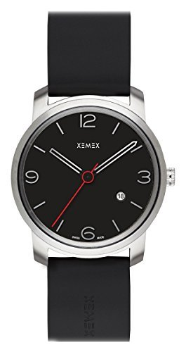 XEMEX Armbanduhr Piccadilly Quartz Ref. 880.03 3 Hands Date